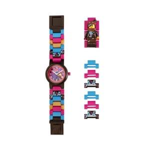 Detské hodinky s figúrkou LEGO® Movie Wyldstyle