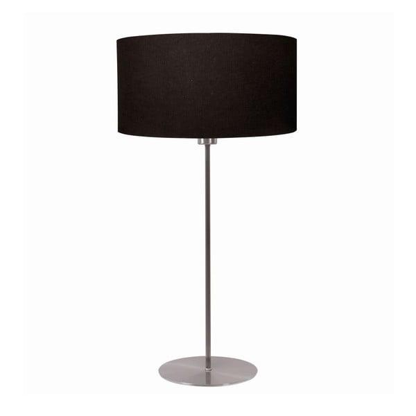 Stolná lampa Memphis Satin/Black