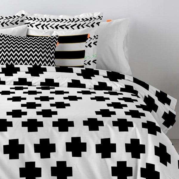Bavlnená obliečka na vankúš Blanc Forward, 60 x 60 cm