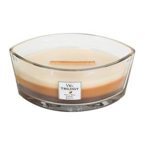 Vonná sviečka Woodwick Dezert v kaviarni, 50 hodín
