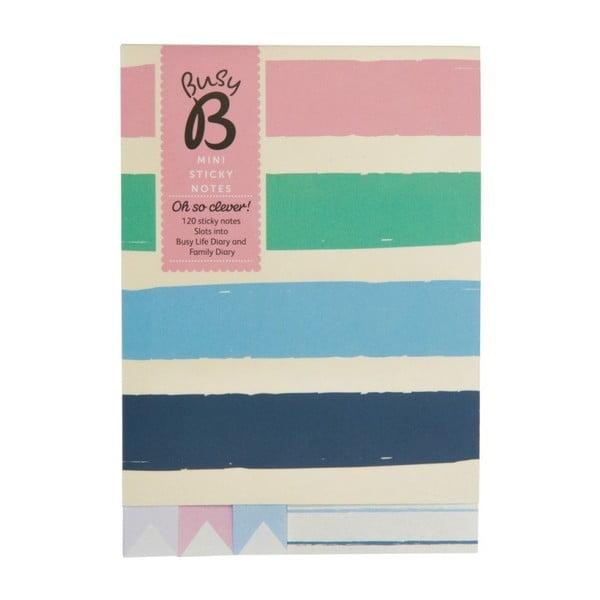Lepiace papieriky Busy B Stripe Busy Life
