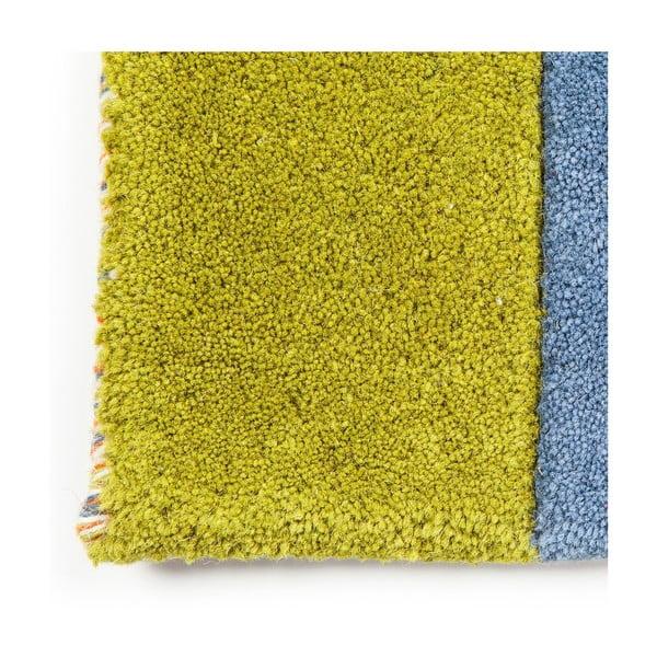 Vlněný koberec Romina Mixed, 140x200 cm
