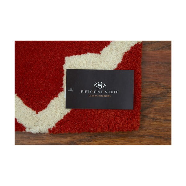 Ručne vyšívaný koberec Hampstead, 120 x 180 cm
