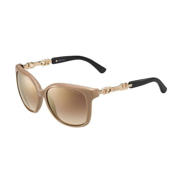 Slnečné okuliare Jimmy Choo Bella Nude/Brown