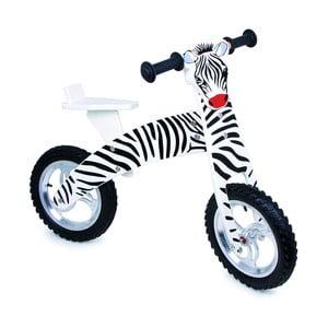 Odrážací bicykel Legler Zebra