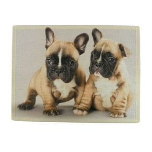 Prestieranie Mars&More French Bulldog Puppies, 40 x 30 cm