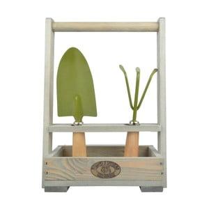 Prepravka na náradie z borovicového dreva Esschert Design Garden