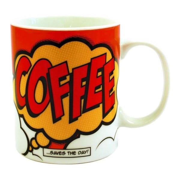 Hrnček Comic Book Coffee, 325 ml