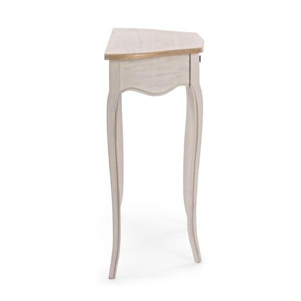 Konzolový stolík so zásuvkou Bizzotto Clarisse