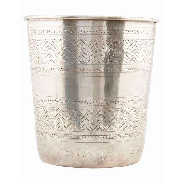 Kvetináč Ethnic Silver