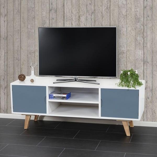 Televízny stolík Vaasa Blue