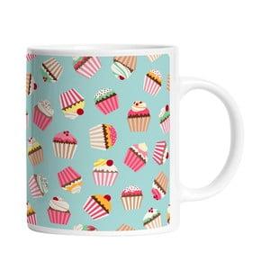 Keramický hrnček Yummy Cupcakes, 330 ml