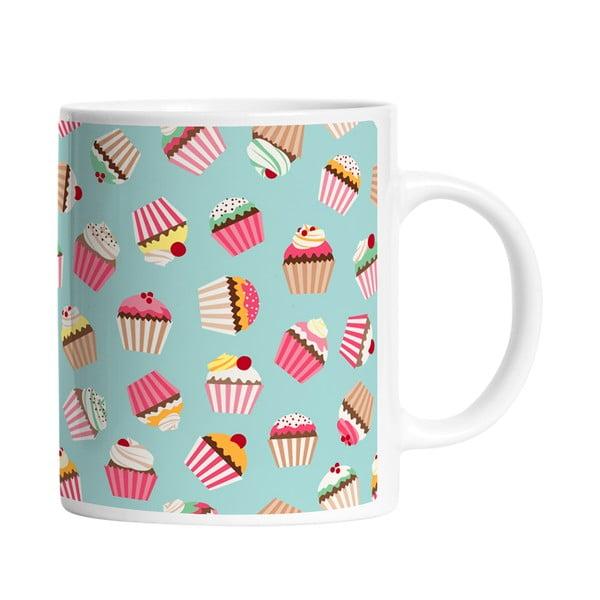Hrnček Yummy Cupcakes, 330 ml
