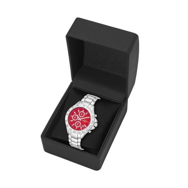 Pánske hodinky Superdriver Silver Red