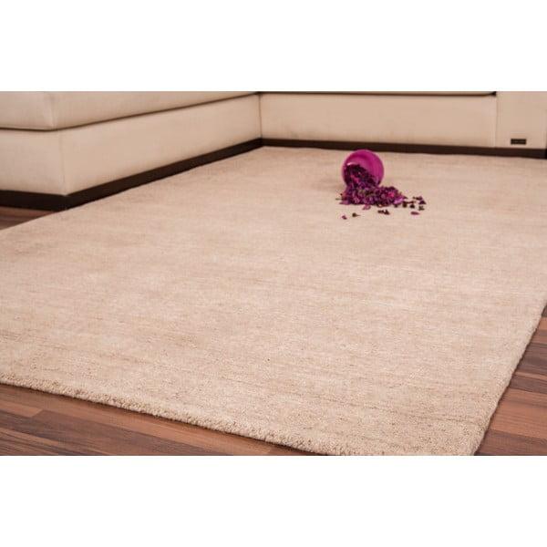 Vlnený koberec Millennium 120x170 cm, béžový