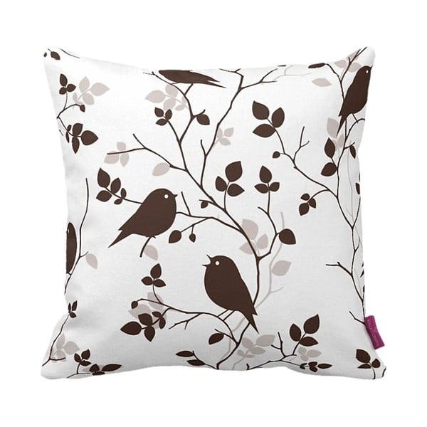 Vankúš Birds, 43x43 cm