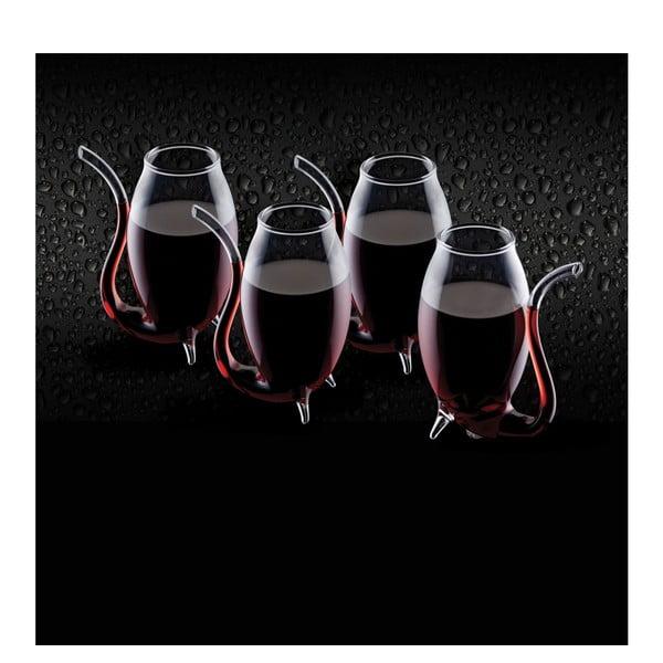 Sada 4 pohárov na portské víno Kitchen Craft Bar Craft