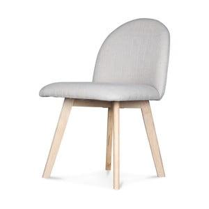Krémová stolička Opjet Ivar