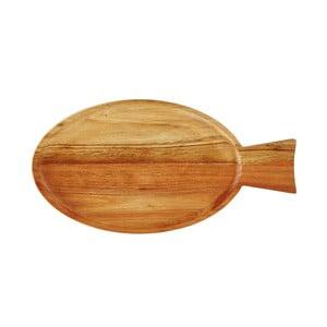 Servírovacia doska z akáciového dreva Villa Collection, 39,5×20cm