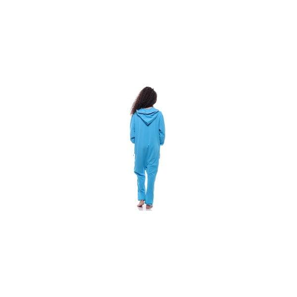 Unisex domáci overal Streetfly Thin Sky Blue, veľ. M