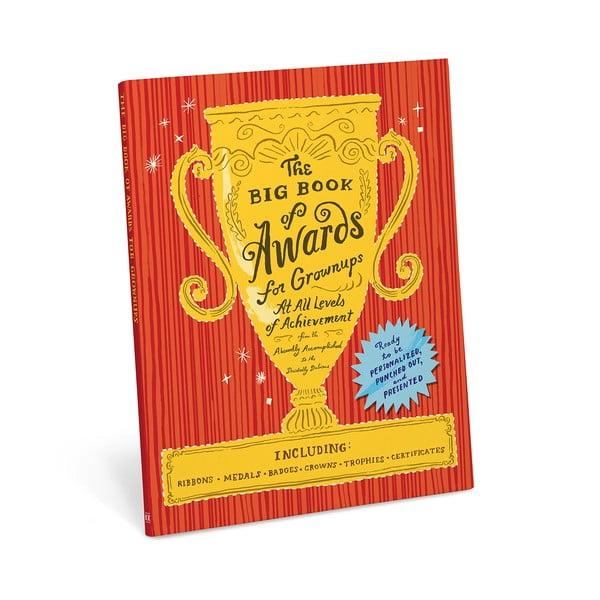 Vystrihovačky: odmeny a poháre Big Book of Awards
