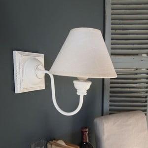 Nástenná lampa Applique Antique Osso