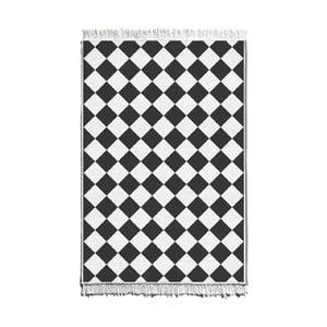 Obojstranný koberec Chess, 120×180 cm