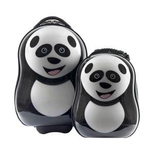 Kufrík na kolieskach Panda