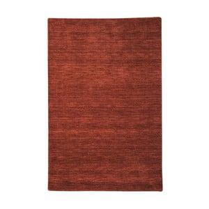 Ručne vyrábaný koberec The Rug Republic Roma Brown, 160×230cm