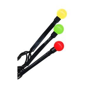 Farebné svietiace dekorácie Beads