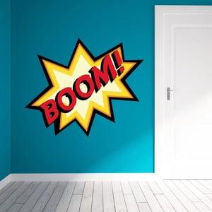 Samolepka na stenu Comics Boom!