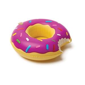 Nafukovací kruh na nápoje v tvare donutu Big Mouth Inc.