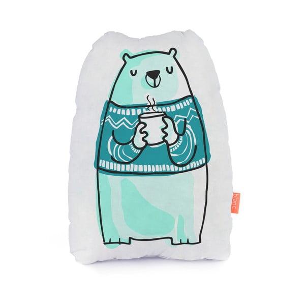 Vankúš Bear, 40x30 cm