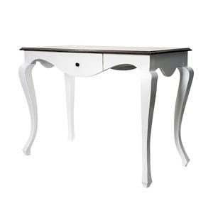 Konzolový stolík Side Walnut, 110x54x80 cm