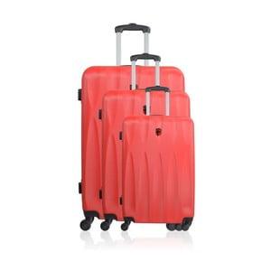 Sada 3 cestovných kufrov  San Antonio