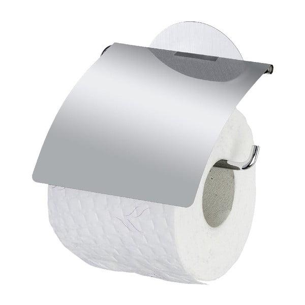 Držiak na toaletný papier bez nutnosti vŕtania Wenko Static-Loc Osimo