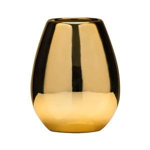 Zlatý pohárik na zubné kefky Premier Housewares Magpie