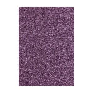 Fialový koberec Hanse Home Nasty, 200 × 200 cm