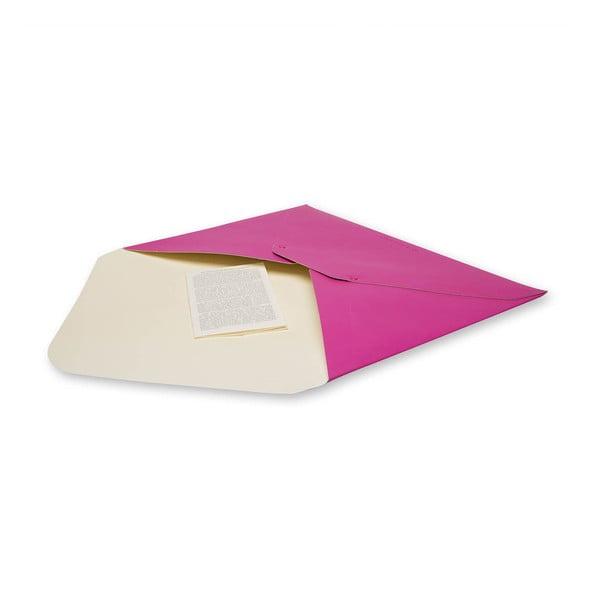 Papierová zložka na dokumenty Moleskine Hot Pink, A4