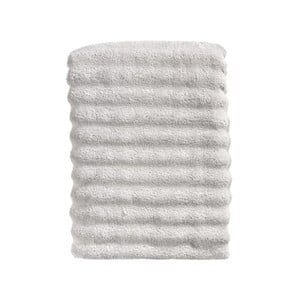Svetlosivá bavlnená osuška Zone Prime, 70 × 140 cm