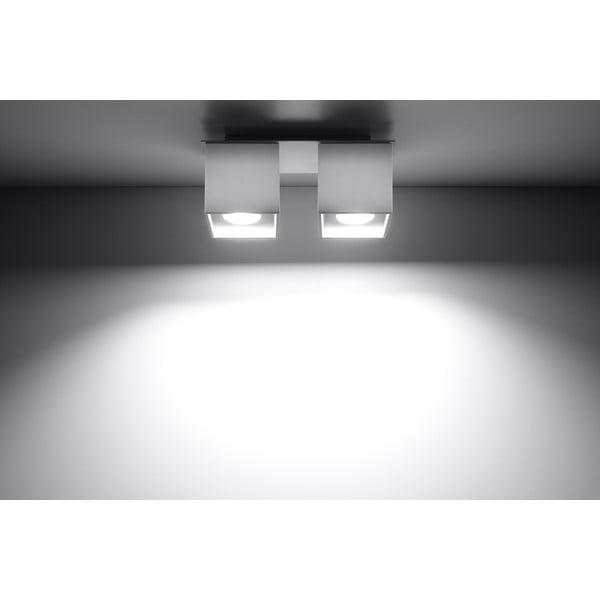Biele stropné svetlo Nice Lamps Geo 2