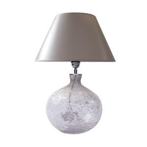 Stolová lampa Mliečne sklo