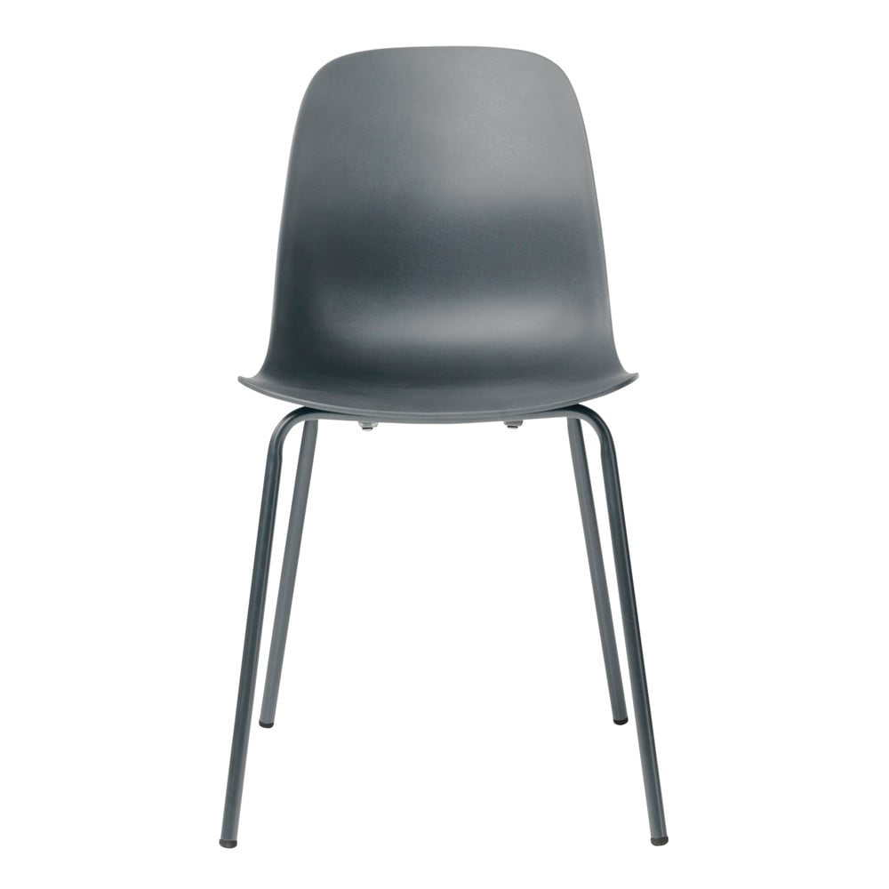 Sivá jedálenská stolička Unique Furniture Whitby