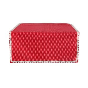 Behúň Border Hearts  50x140 cm, červený