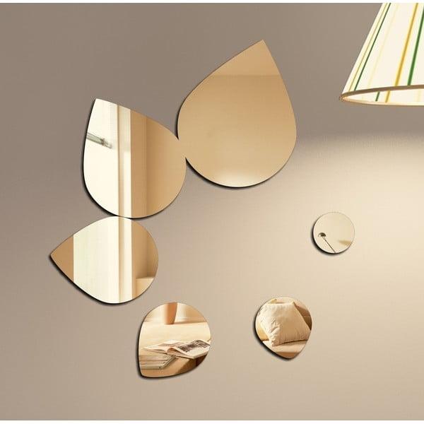 Dekoratívne zrkadlo Od najmenšieho