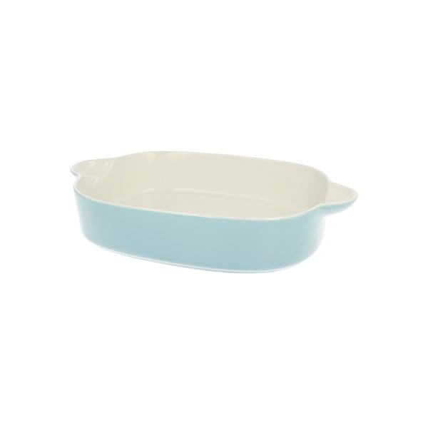 Porcelánová zapekacia misa Duo Gift Pot Blue, 35.5 cm