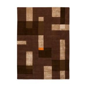Koberec Ossian Beige Brown, 170x240 cm