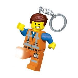 Svietiaca kľúčenka LEGO Emmet
