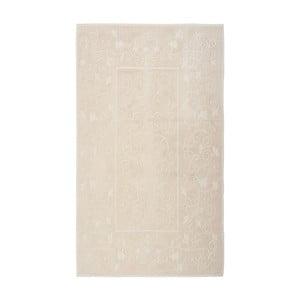 Krémový bavlnený koberec Floorist Kinah, 100x200cm