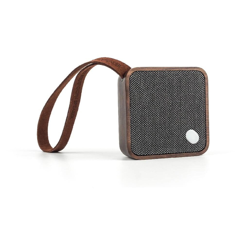 Bluetooth reproduktor Gingko Square Walnut